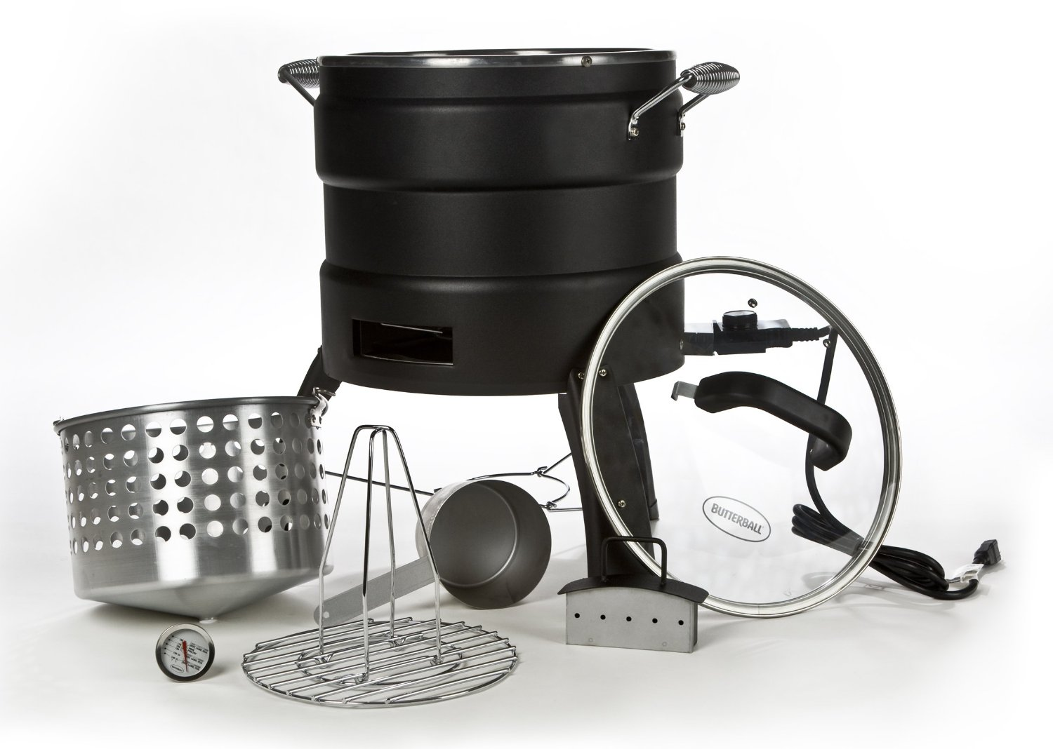 Butterball Oil Less Turkey Fryer accessories