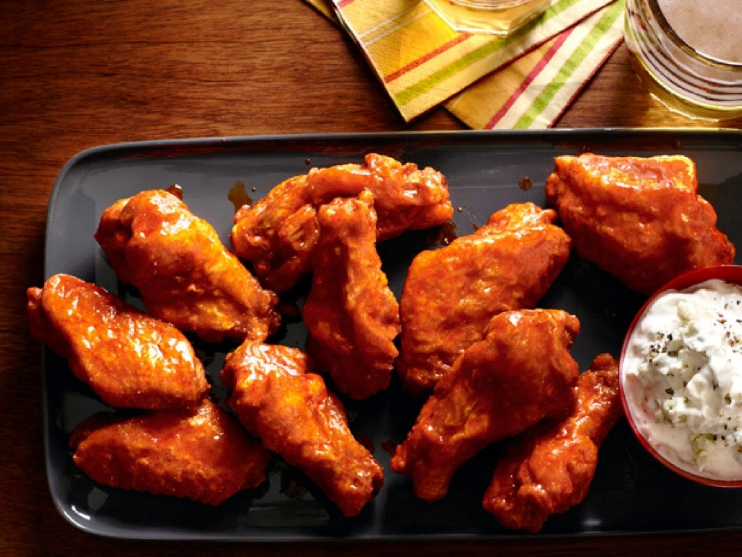 Kitchen Boss Hot Wings Recipe