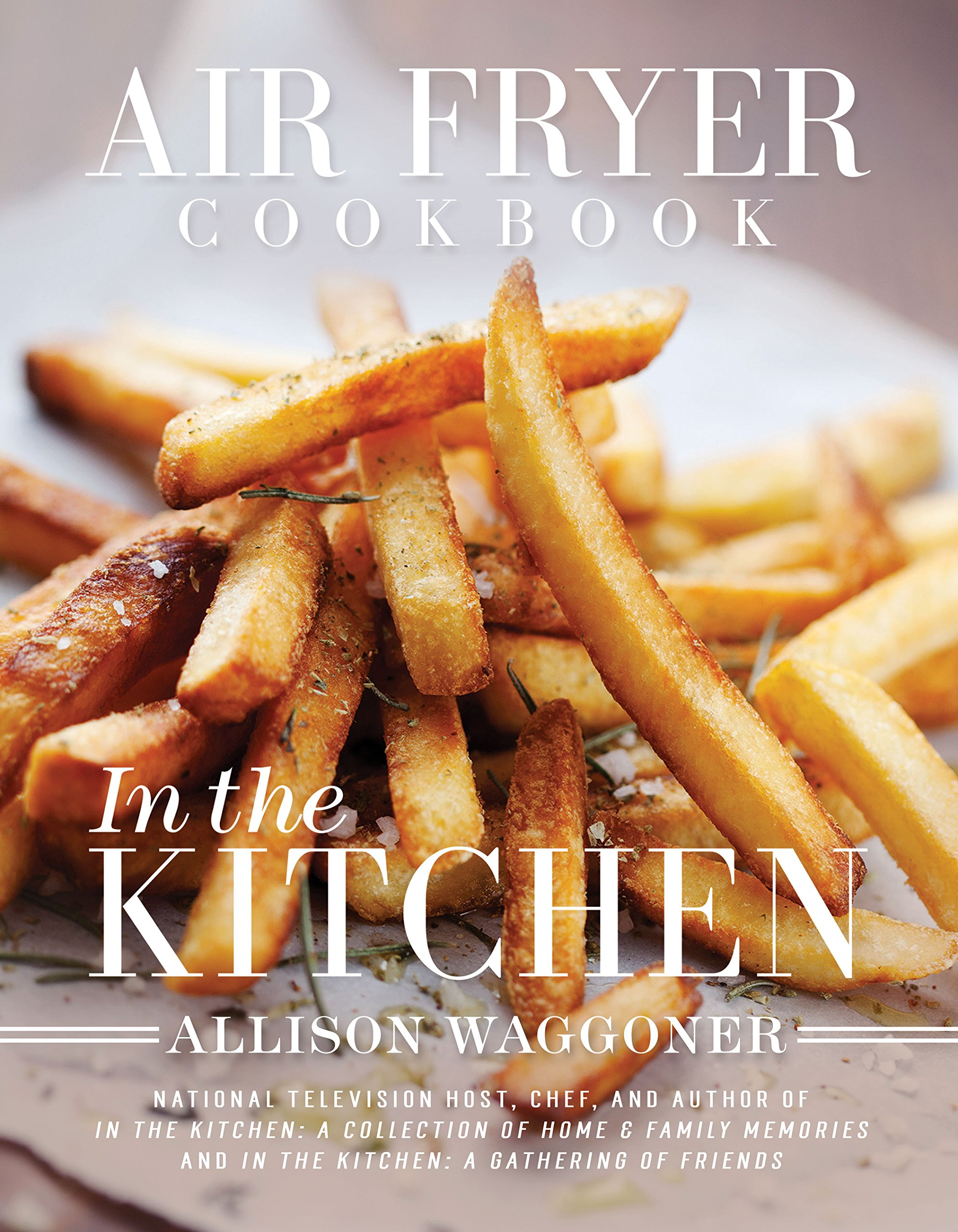 Air fryer cookbooks that are actually good for you air fryer cookbook in the kitchen forumfinder Image collections