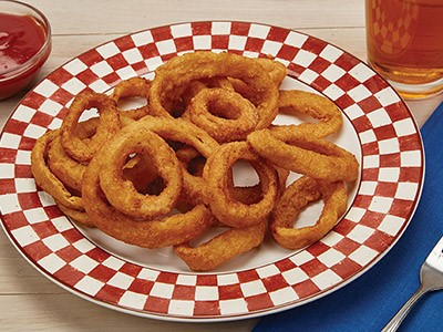 onion rings air fryer recipe