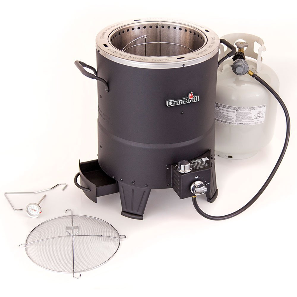 Char-Broil - Help for The Big Easy Smoker Roaster & Grill