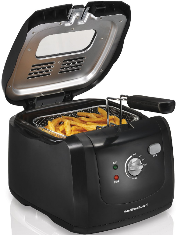 Hamilton Beach Fryer With Cool Touch Review 2018 Best Deep Fryers