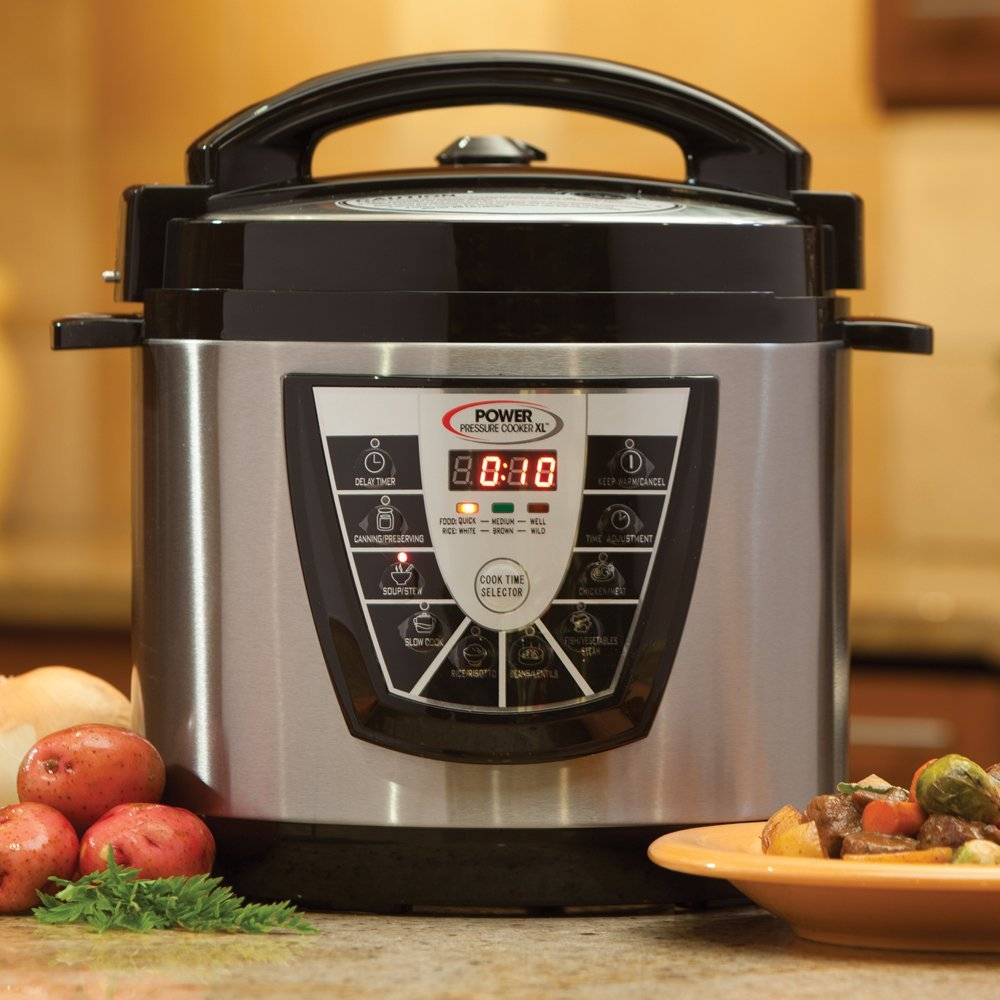 Pressure Cooker Xl 6 Quart