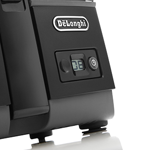 De'Longhi Air Fryer Key Features - Coocking System