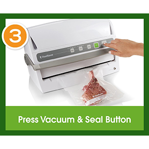 FoodSaver V3240 Vacuum Sealing System with Starter Kit-Features-3