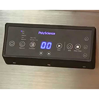 PolyScience 300 Series Control Pannel