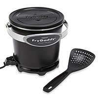 Presto 05420 FryDaddy Electric Deep Fryer Specification