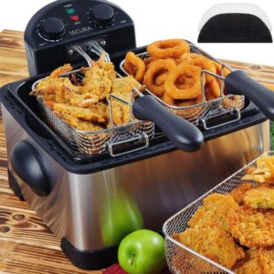 The 5 Best Deep Fryers Update 2019 Homekitchenland
