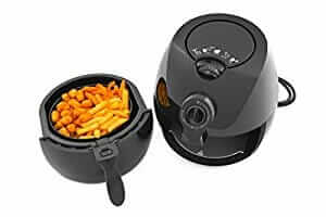 deep fryer vs air fryer