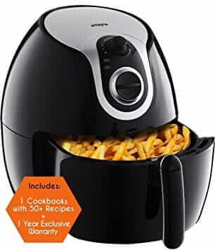Air Fryer by Cozyna cookbook included