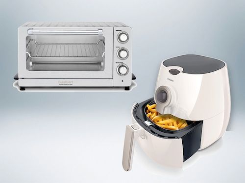 Difference Air Fryer And Convection Oven