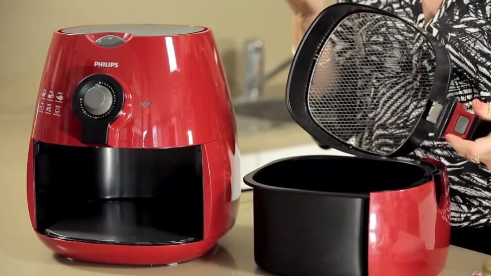 air fryer maintenance