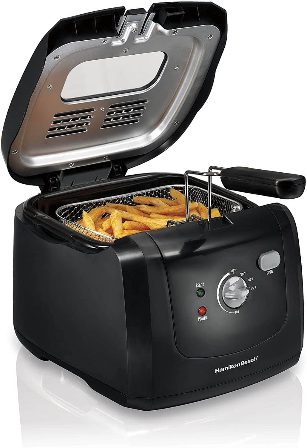 Hamilton Beach Cool-Touch Deep Fryer