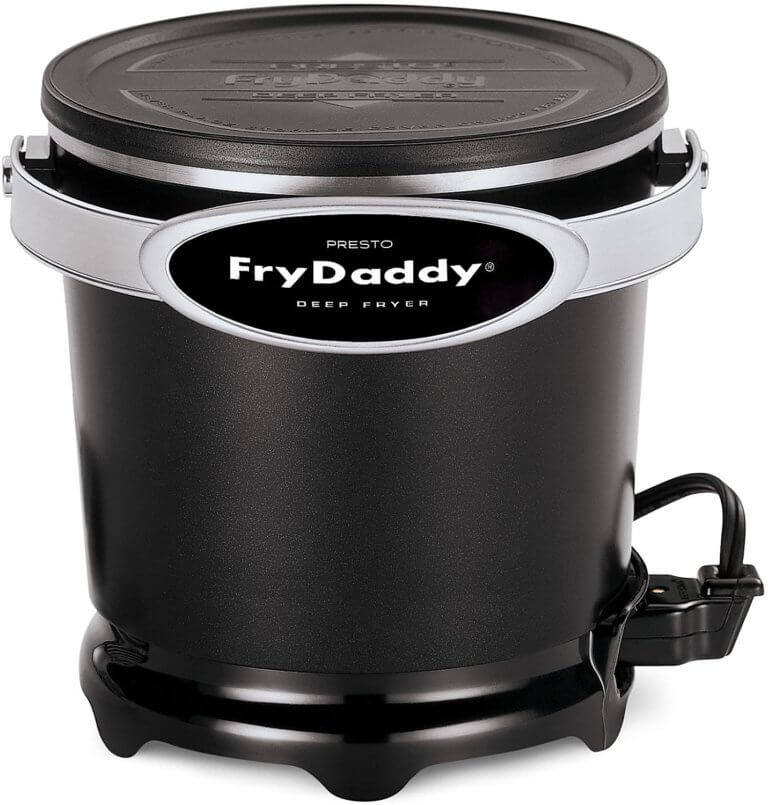 Presto 05420 FryDaddy Electric Mini Deep Fryer