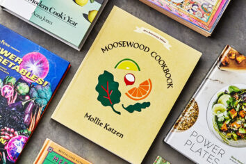 Vegetable-friendly Cookbooks