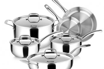 Best Induction Cookware Sets of 2021