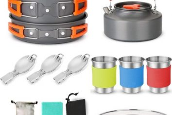 Best Camping Cookware Sets of 2021