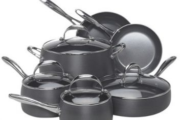 Best Hard Anodized Cookware Sets of 2021