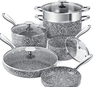 Best Stone Cookware Sets of 2021