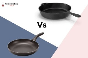 Skillet vs Frying Pan – Which One Should You Buy?
