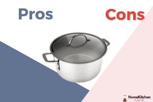 Stainless Steel Cookware Pros and Cons : 13 Things You Need to Know Before You Buy