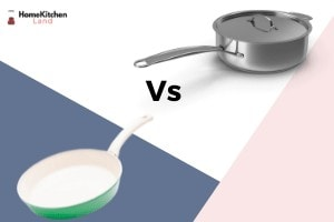 Stainless Steel vs Hard-Anodized Cookware: What's the Difference?