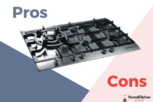 Gas Cooktop Pros and Cons