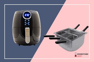 Air Fryer Vs Deep Fryer: What're the Differences?